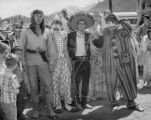 "Estes Park Fairgrounds, part of the entertainment Indian actor Cochise and Chano ""El..."