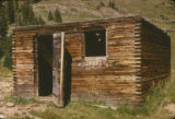 Jail at Animas Forks