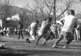 Tug-of-war are popular contests as men of Colorado School of Mines celebrates Engineers' Day