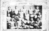 Colorado School of Mines 1890 football team