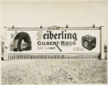 Billboard for Seiberling Rubber Co.
