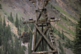 Tram tower, Sunnyside Mine