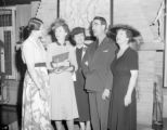 Mrs. Horace Bennett, Mrs. Milton Bennel, Mrs. Frank Richetson, Jr, producer Robert Edmund Jones