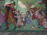 Pied Piper of Hamlin [art original].