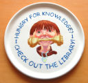 Hungry for knowledge? check out the library.