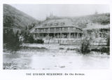 The Stoiber residence, on the Animas