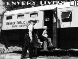 Denver Public Library bookmobile
