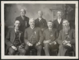 Civil War vets 1898 Georgetown, Colorado