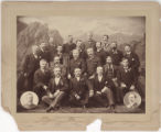 Denver & Rio Grande Railroad, field and staff