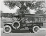 W.H. Kistler Stationery Co. delivery truck