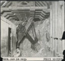 Moffat Tunnel construction