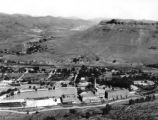 The land, Colorado, Coors, Inc. in foreground