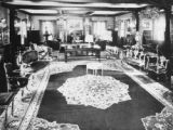 Wolhurst (during Bennett regime) living room