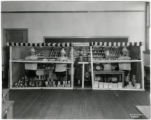 Park Hill School students playing store