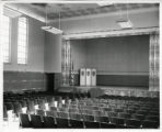 Steck School auditorium