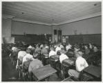 Steele School students in class room