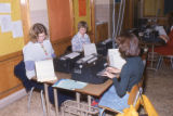 Kunsmiller Junior High School typing night class