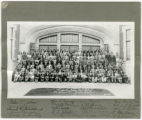 Smiley Junior High School 9A class picture