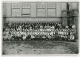 Gove Junior High Class of 1922