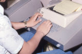 George Washington High School typewriting class