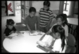 Ford-Warren Branch children reading