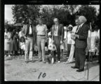 Ford-Warren Branch ground breaking ceremony