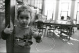 Little girl in Woodbury Branch
