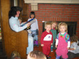 Decker Branch children's story time