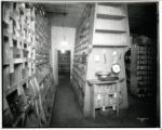 Swift and Company supply room