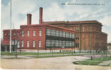 Post Card of Manual High School