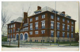 West Denver High School Postcard