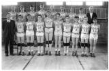 East High School Boy's Basketball Team