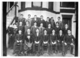Members of the Tri-State Buddhist Temple 1917-1919