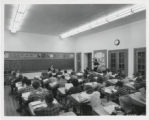 Asbury Elementary School students in classroom