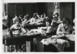 South High School Sewing Class