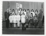 Boulevard School 1966 Safety Patrol