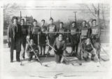 South High School Hockey Team