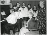 Edison School choir