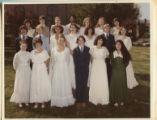 St. Philomena eight grade graduation