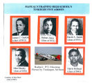 MANUAL TRAINING HIGH SCHOOL'S FIVE TUSKEGEE AIRMEN