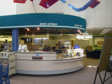 Circulation Desk Before 2012 Renovation