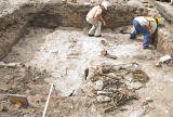 Archaeological Excavation of Row House Cellar