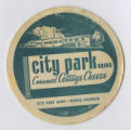 City Park Dairy Cottage Cheese Top