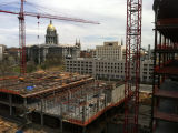 Captiol Under Construction - 2011