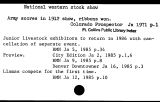 Western History Subject Index