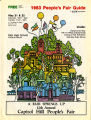 1983 Capitol Hill People's Fair Guide