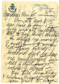 Letter to Ella Grable from Margaret Brown