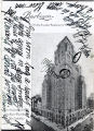 The Barbizon hotel (New York, New York) brochure, with handwritten notes
