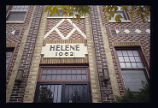 Helene Apartment Building, front