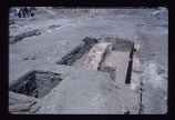 Tremont House, general view of excavation site